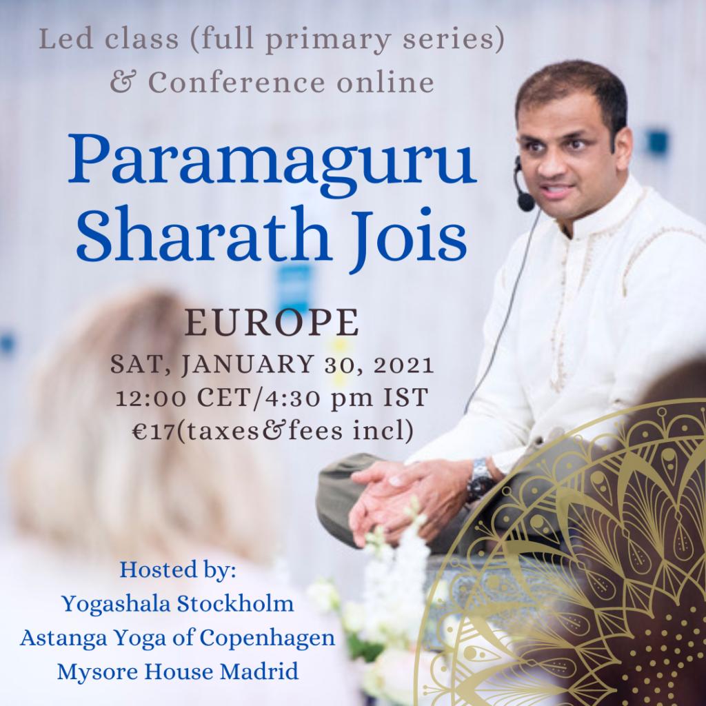 Paramaguru Sharath Jois